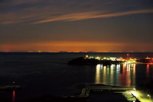48-03韓国展望所からの釜山夜景-