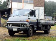 40年以上現役のダイナ2t車 TOYOTA DYNA RU15(1976)レポ。