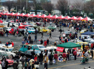 【旧車愛好家の元日】JCCAクラシックカーフェスティバル ニューイヤーミーティング2016(1月開催)