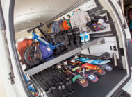 自転車が搭載できるハイエーストランスポーターの魅力