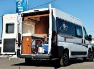 欧州で旋風を巻き起こす、アクティブなコンパクトモデルのキャンピングカーをご紹介!