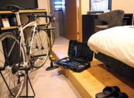 大切な自転車と一緒に泊まれるホテル