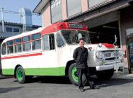 執念で探し出したとっておきのボンネットバス「1968年式いすずBXD20」