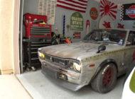 日本の旧車アメリカ事情 「ガレージ、ついて行っていいですか?」