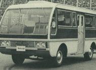 生産台数わずか44台!!なぜマツダはバスにロータリーを積んだのか?