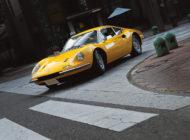 シンプルがゆえに、美しい「華奢で繊細」な伝説のスーパーカー FERRARI Dino 206GT