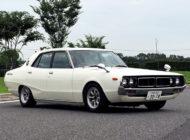 ノーマル風快適仕様 日産スカイライン2000GT(1977年式)