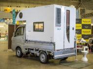 【軽キャンパー】ハイルーフやジャンボなどすべての軽トラに積載可能