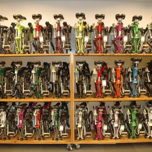 【東京日本橋で必見!】クルマにも積めてカッコイイ!折り畳み自転車専門店