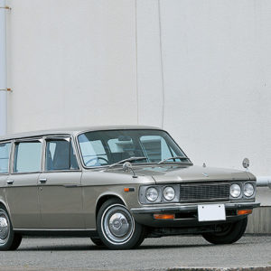 【ロングセラーの趣味クルマ】47年式いすゞ フローリアンバン(PA20V)